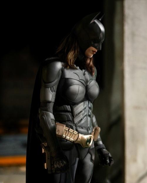 Batwoman...girl