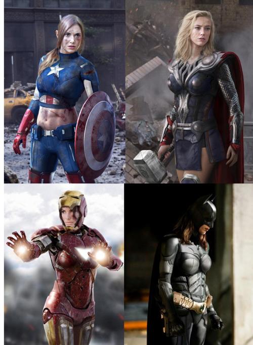 Lady Avengers