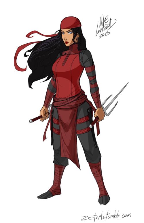 Clothes Elektra