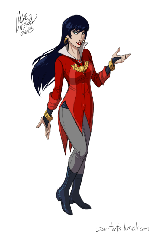Clothes Vampirella