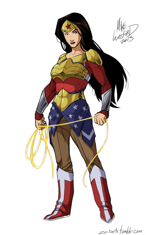 Clothes WonderWoman