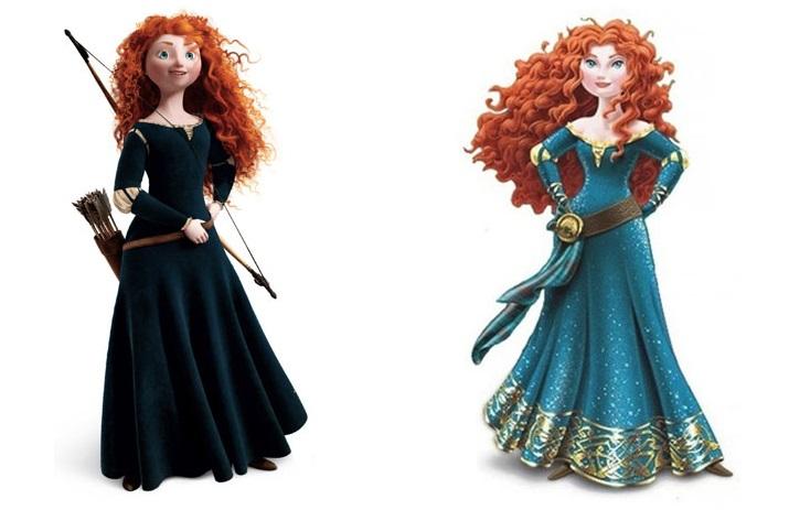 Disney Figuren Weiblich