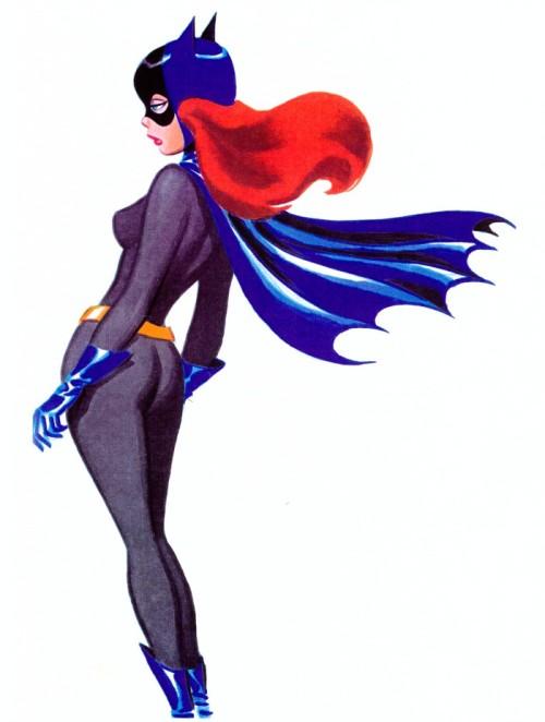 Bruce Timm Batgirl